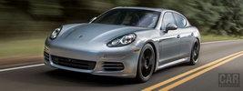 Porsche Panamera 4S US-spec - 2013