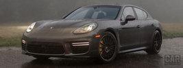 Porsche Panamera GTS US-spec - 2013