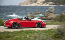 Обои автомобили Porsche 911 Speedster (Guards Red) - 2019