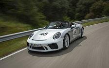 Обои автомобили Porsche 911 Speedster Heritage Design Package - 2019