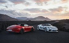 Обои автомобили Porsche 911 Speedster - 2019