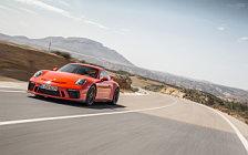 Обои автомобили Porsche 911 GT3 - 2017