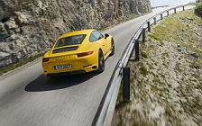 Обои автомобили Porsche 911 Carrera T - 2018
