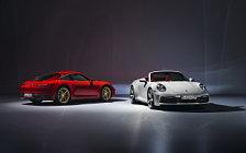 Обои автомобили Porsche 911 Carrera Cabriolet - 2019