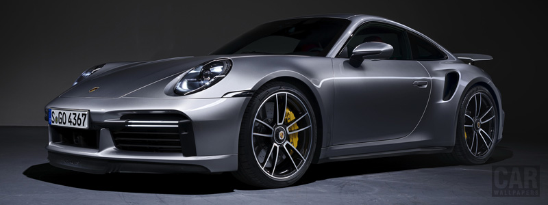 Обои автомобили Porsche 911 Turbo S - 2020 - Car wallpapers