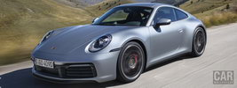 Porsche 911 Carrera 4S - 2019