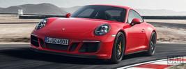 Porsche 911 Carrera GTS - 2017