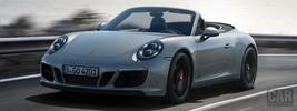 Porsche 911 Carrera GTS Cabriolet - 2017