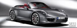 Porsche 911 Carrera S Cabriolet - 2013