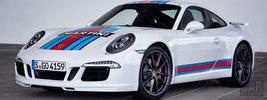 Porsche 911 Carrera S Martini Racing - 2014
