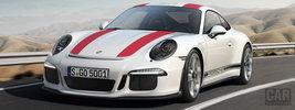 Porsche 911 R - 2016