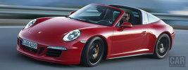 Porsche 911 Targa 4 GTS - 2015