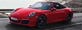 Porsche 911 Targa 4 GTS - 2017