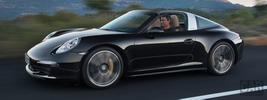 Porsche 911 Targa 4S - 2014
