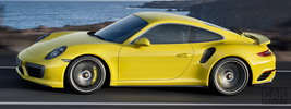 Porsche 911 Turbo S - 2016