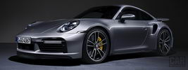 Porsche 911 Turbo S - 2020