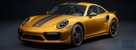 Porsche 911 Turbo S Exclusive Series - 2017