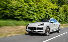 Обои автомобили Porsche Cayenne S Coupe (Crayon) - 2019