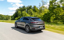 Обои автомобили Porsche Cayenne S Coupe (Quarzite Grey Metallic) - 2019