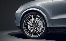 Обои автомобили Porsche Cayenne S Coupe - 2019