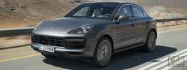 Porsche Cayenne Turbo Coupe - 2019