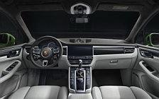 Обои автомобили Porsche Macan Turbo - 2019