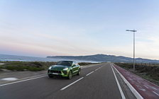 Обои автомобили Porsche Macan GTS (Mamba Green Metallic) - 2020