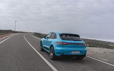 Обои автомобили Porsche Macan GTS (Miami Blue) - 2020