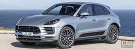 Porsche Macan (Dolomite Silver Metallic) - 2018