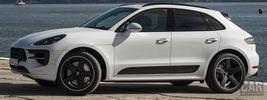 Porsche Macan GTS (Carrara White Metallic) - 2020