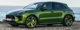 Porsche Macan GTS (Mamba Green Metallic) - 2020