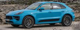 Porsche Macan GTS (Miami Blue) - 2020