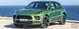 Porsche Macan (Mamba Green Metallic) - 2018