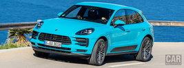 Porsche Macan (Miami Blue) - 2018