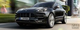 Porsche Macan Turbo - 2014