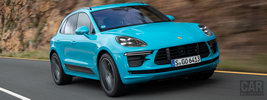 Porsche Macan Turbo (Miami Blue) - 2019