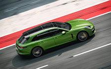 Обои автомобили Porsche Panamera GTS Sport Turismo - 2018
