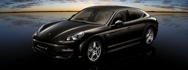 Обои автомобили Porsche Panamera S - 2009 - Car wallpapers