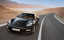 Обои автомобили Porsche Panamera S - 2009