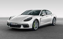 Обои автомобили Porsche Panamera 4 E-Hybrid - 2016