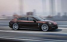 Обои автомобили Porsche Panamera 4 Executive - 2016