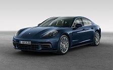 Обои автомобили Porsche Panamera 4S Diesel - 2016