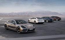 Обои автомобили Porsche Panamera 4S Executive - 2016