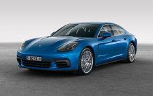 Обои автомобили Porsche Panamera 4S - 2016