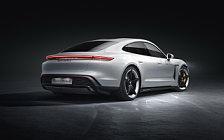 Обои автомобили Porsche Taycan Turbo S - 2019